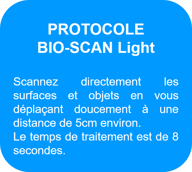 PROTOCOLE BIO SCAN LIGHT