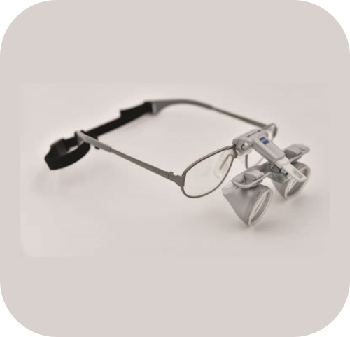 Loupes EYemag Smart titane ZEISS